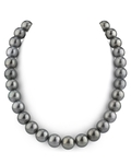11-12mm Tahitian South Sea Pearl Necklace - AAA Quality