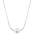 Pearl Moments - 7mm Freshwater Pearl Chain Necklace