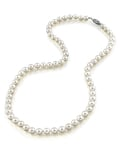 4.0-4.5mm Japanese Akoya White Pearl Necklace- AAA Quality