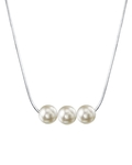Pearl Moments - 7.0-7.5mm Akoya Pearl Chain Necklace - Model Image