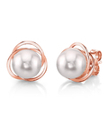 Akoya Pearl Lexi Earrings - Secondary Image