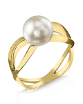 Akoya Pearl Lana Ring - Secondary Image