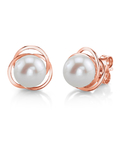 Freshwater Pearl Lexi Earrings - Secondary Image