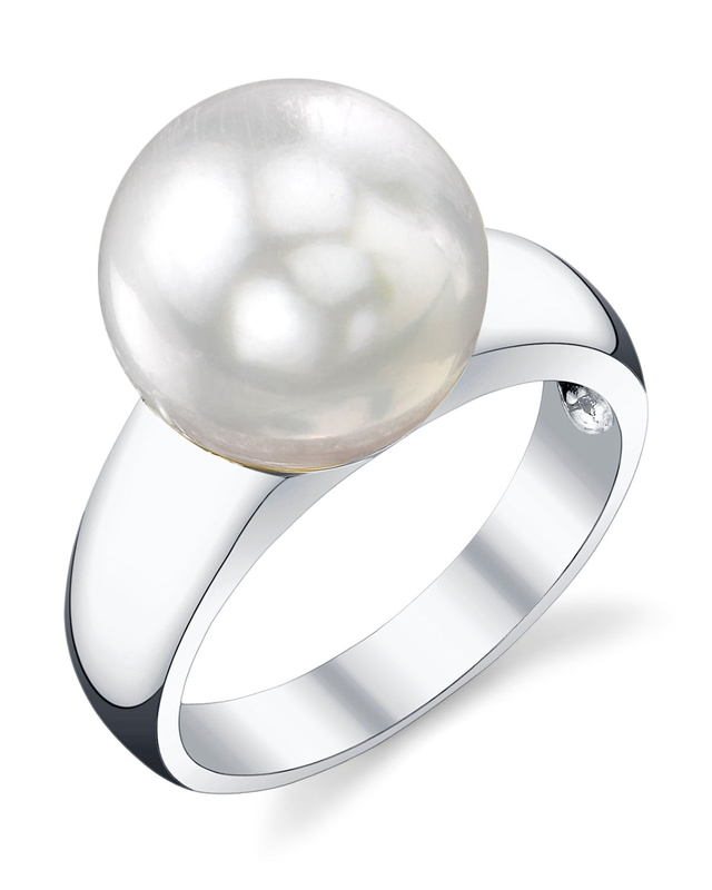 South Sea Pearl Abigail Ring