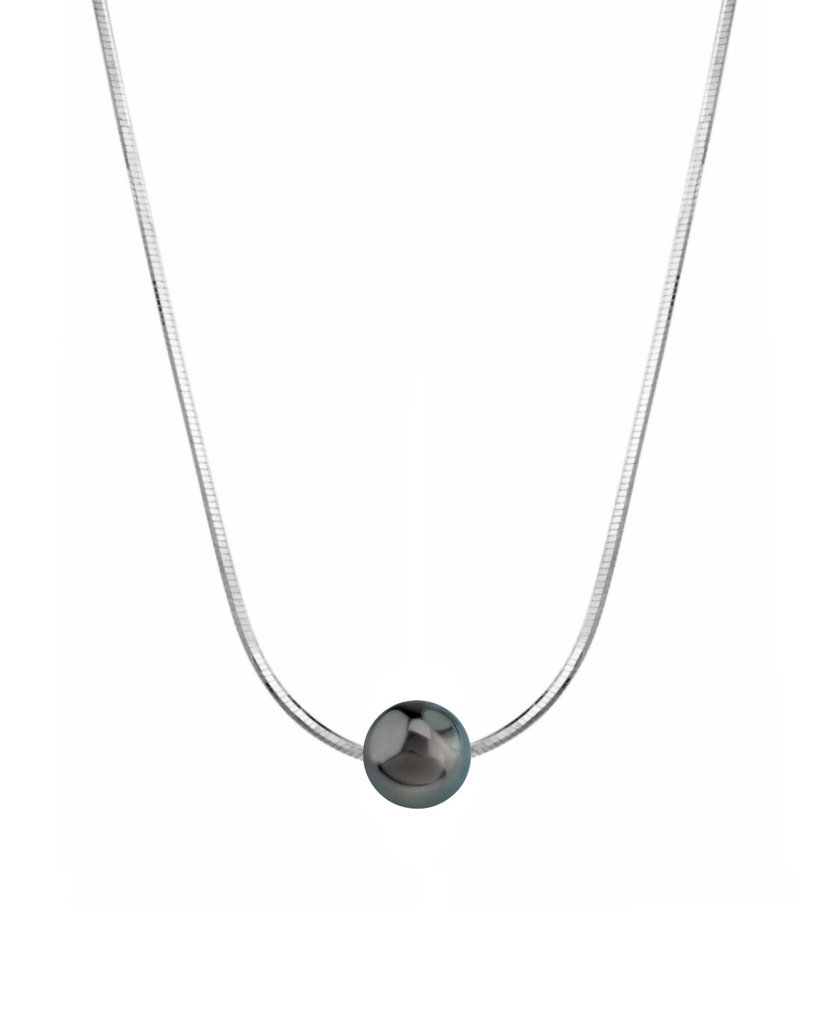 Pearl Moments - 9mm Tahitian South Sea Pearl Chain Necklace