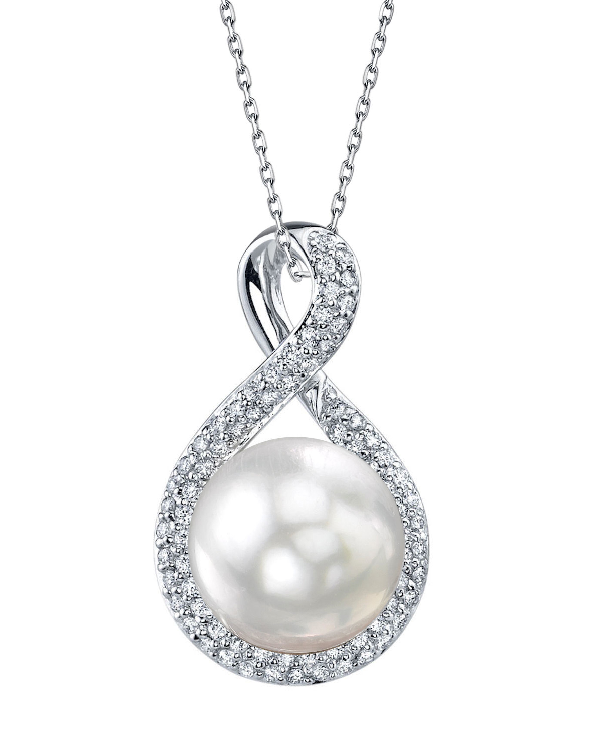 South Sea Erica Pearl Pendant