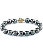 8-9mm Tahitian South Sea Pearl Bracelet - Secondary Image