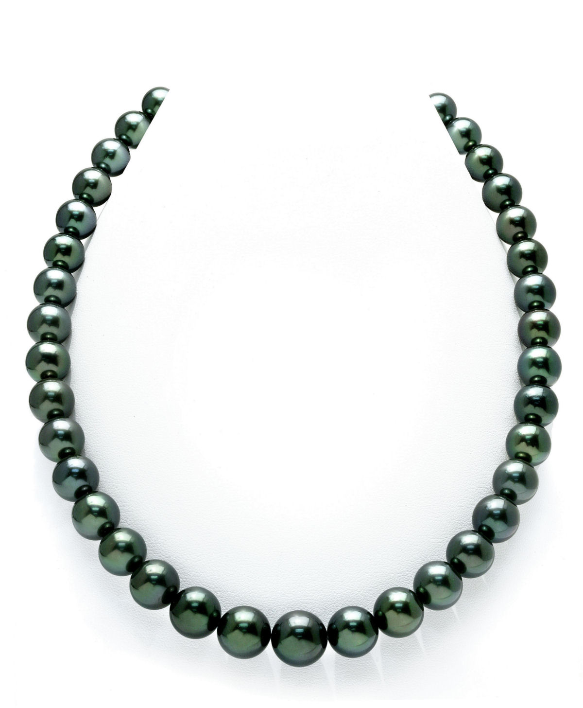 10-12mm Tahitian South Sea Pearl Necklace - AAAA Quality