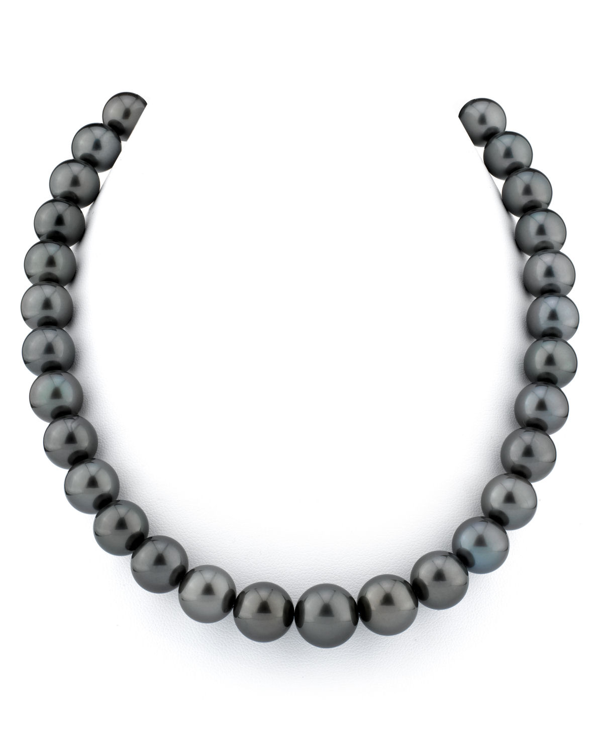 11-13mm Tahitian South Sea Pearl Necklace - AAAA Quality