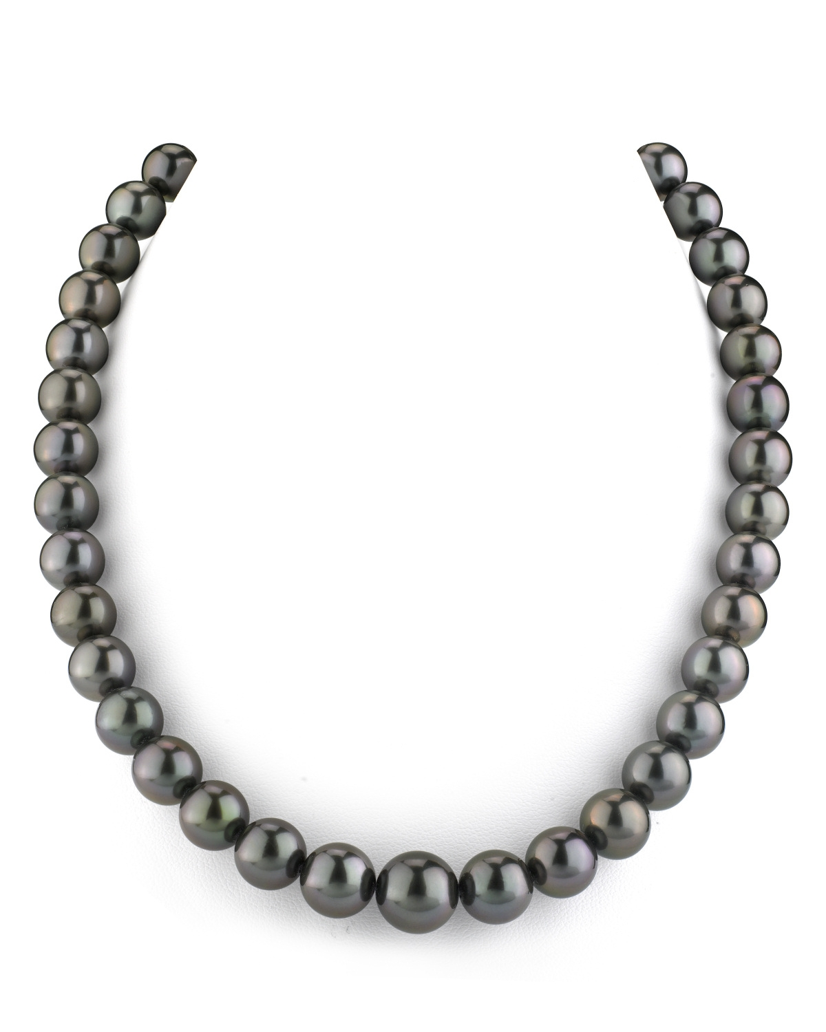 9-11mm Tahitian South Sea Pearl Necklace - AAAA Quality