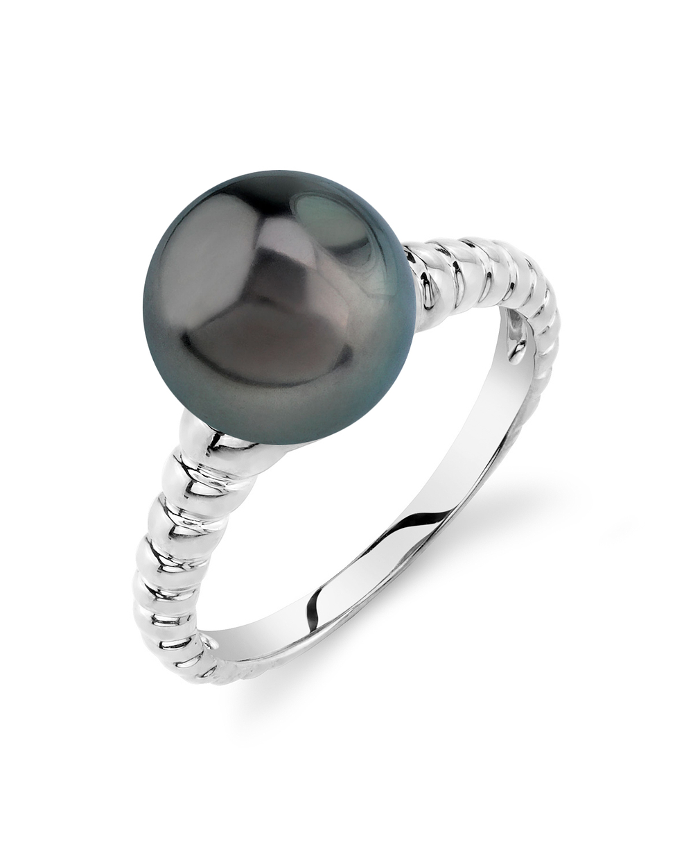 Tahitian South Sea Pearl Terrie Ring